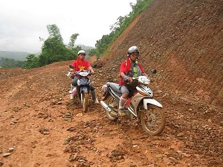 Thu thach cung 'phuot' offroad hinh anh 5