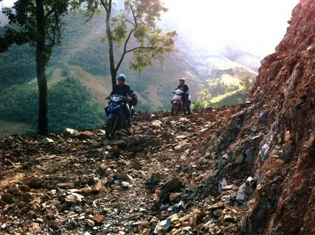 Thu thach cung 'phuot' offroad hinh anh 6