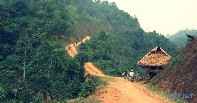 Thu thach cung 'phuot' offroad hinh anh 7