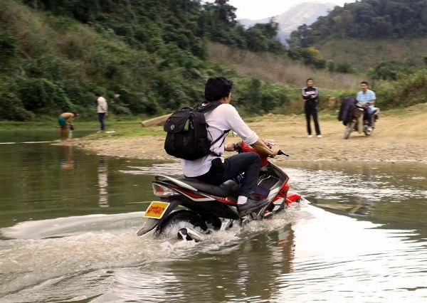 Thu thach cung 'phuot' offroad hinh anh 8