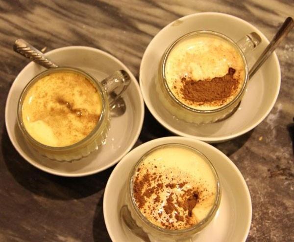 3 quan cafe trung tuyet ngon giua long pho co hinh anh