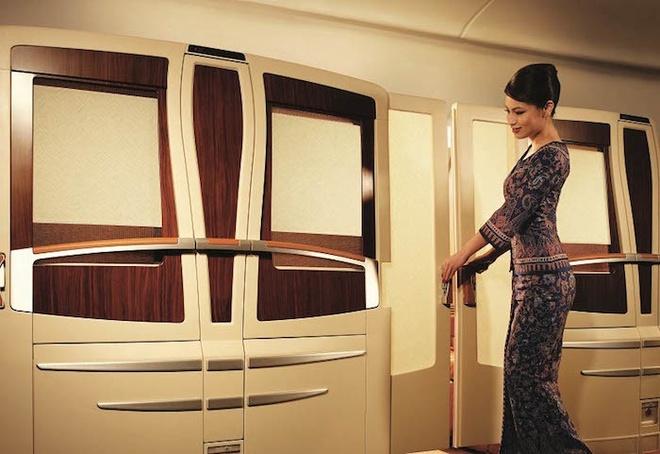 Khoang hang sang Singapores Airlines xin nhu the nao? hinh anh