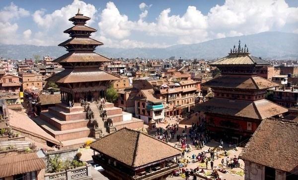 Ha Noi xep thu 2 danh sach 25 diem den hap dan nhat chau A hinh anh 13 10. Kathmandu, Nepal.