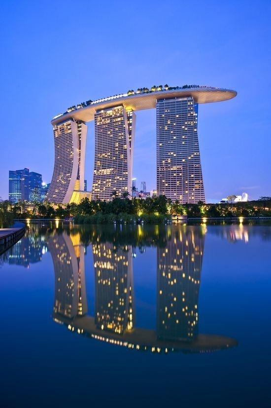 Ha Noi xep thu 2 danh sach 25 diem den hap dan nhat chau A hinh anh 18 15. Singapore.