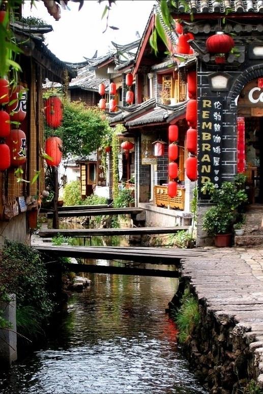 Ha Noi xep thu 2 danh sach 25 diem den hap dan nhat chau A hinh anh 19 16. Lệ Giang, Trung Quốc.