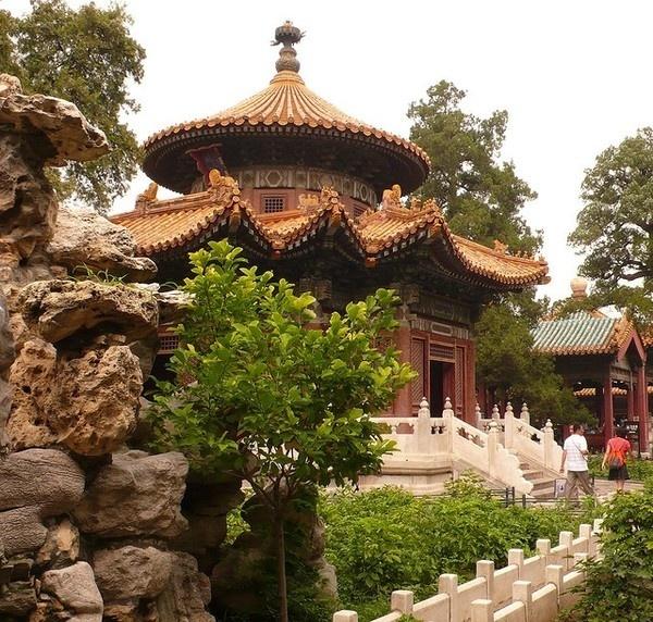 Ha Noi xep thu 2 danh sach 25 diem den hap dan nhat chau A hinh anh 4 1. Bắc Kinh, Trung Quốc.