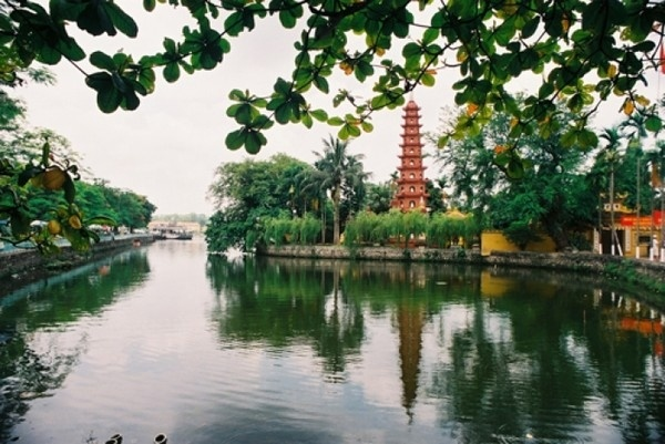 Ha Noi xep thu 2 danh sach 25 diem den hap dan nhat chau A hinh anh 5 2. Hà Nội, Việt Nam.