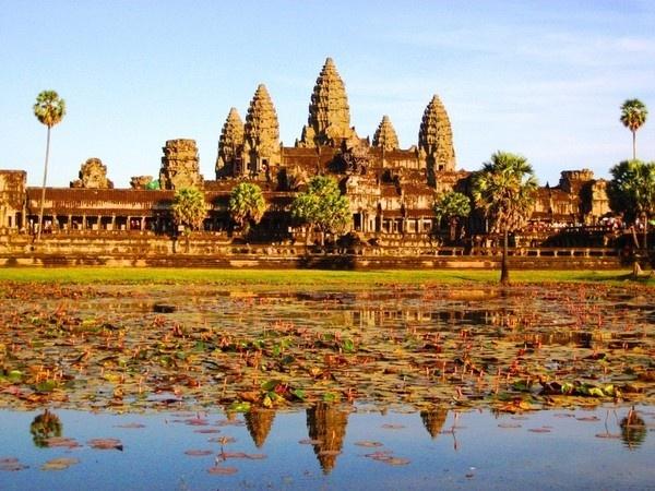 Ha Noi xep thu 2 danh sach 25 diem den hap dan nhat chau A hinh anh 6 3. Siem Riep, Campuchia.
