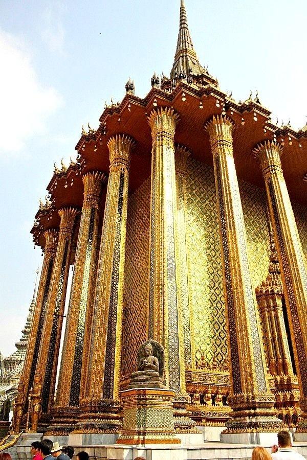 Ha Noi xep thu 2 danh sach 25 diem den hap dan nhat chau A hinh anh 8 5. Bangkok, Thái Lan.
