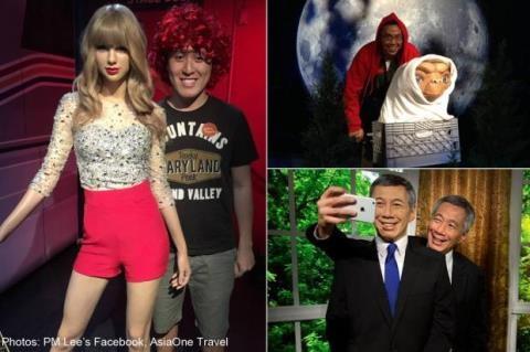 Singapore khai truong bao tang tuong sap Madame Tussauds hinh anh