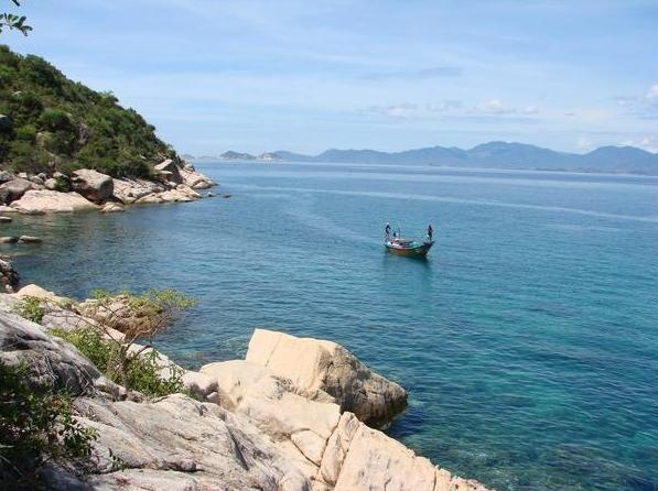 Ninh Thuan - Vung dat day nang gio va cat hinh anh 11