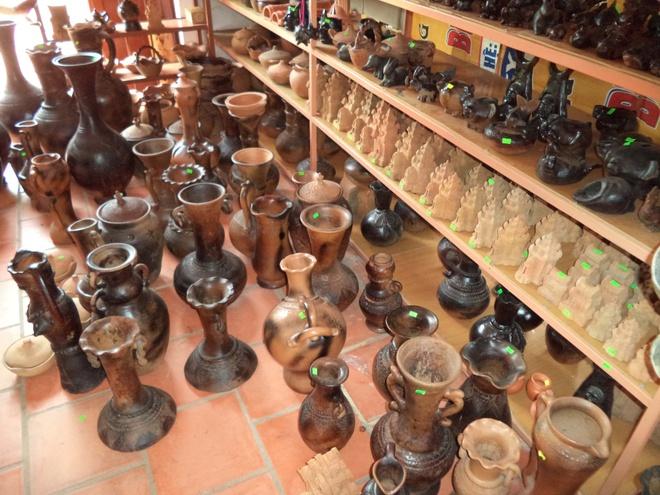 Ninh Thuan - Vung dat day nang gio va cat hinh anh 16 Sản phẩm gốm.