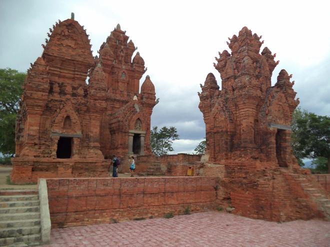 Ninh Thuan - Vung dat day nang gio va cat hinh anh