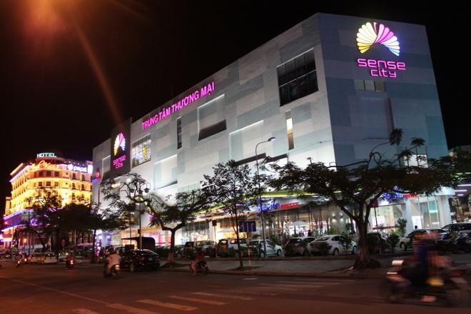Viet Nam, noi dau cung la nha hinh anh 3 Sense City – một Trung Tâm Thương Mại lớn đầu tiên tại thành phố Cần Thơ vừa được khai trương tháng 1/2014.