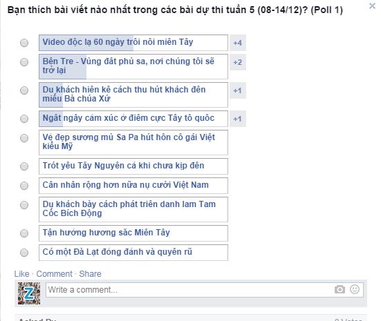 Tan huong huong sac Mien Tay hinh anh 6 Bình chọn bài dự thi tuần 5 (08-14/12)