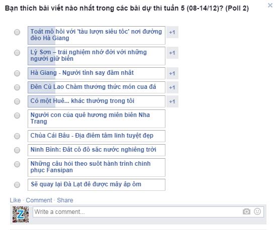 Ly Son – trai nghiem nho doi voi nhung nguoi giu bien hinh anh 9 Bình chọn bài dự thi tuần 5 (08-14/12)