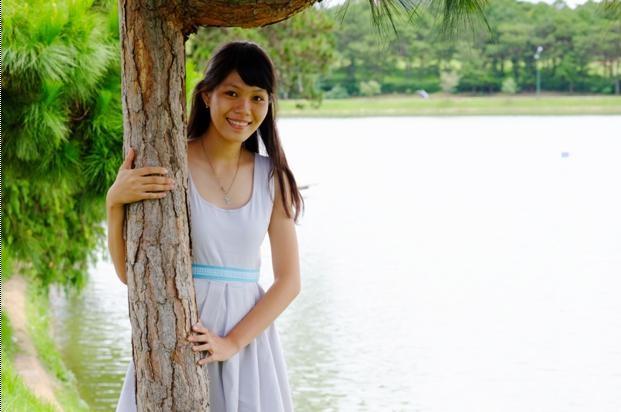 Hồ Xuân Hương thơ mộng.