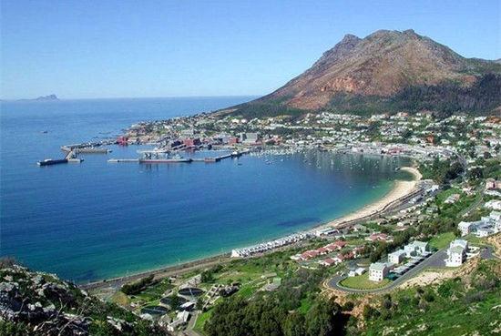 Nam Phi - dat nuoc duy nhat co 3 thu do hinh anh 1 Đất nước Nam Phi tươi đẹp.