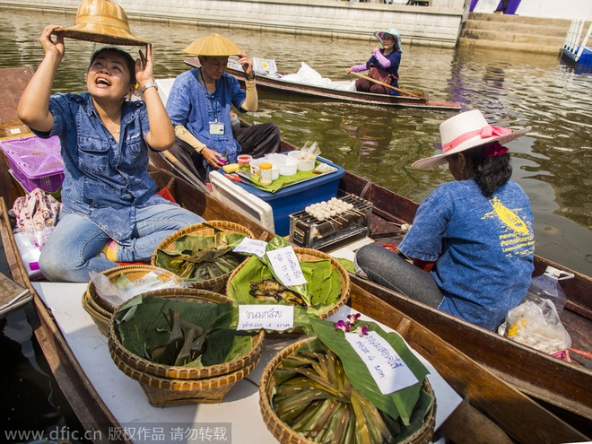 Phien cho noi dac biet o Thai Lan hinh anh 7