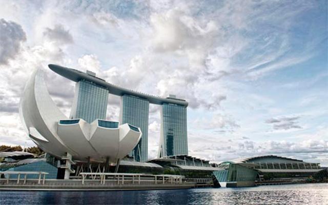 Nhung bieu tuong kien truc cua Singapore hinh anh 1