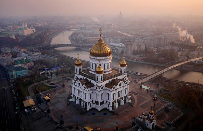 Nhà thờ của chúa Kito cứu thế, Nga.
