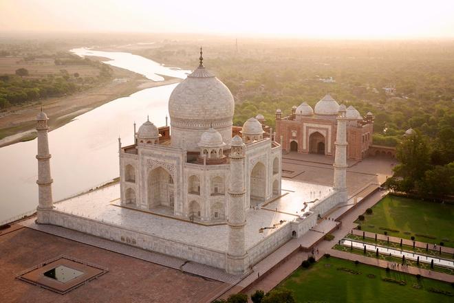 Lăng mộ Taj Mahal , Ấn Độ