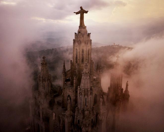 Đền Sagrat Cor, Tây Ban Nha