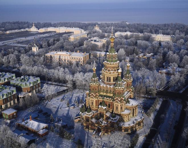 Thánh đường thờ thánh Peter và Paul, Nga