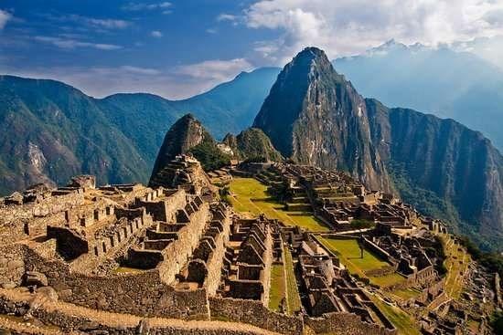 Nhung trai nghiem du lich ban nen thu mot lan trong doi hinh anh 19 Thăm thành phố cổ Machu Picchu. Ảnh: Popsugar.