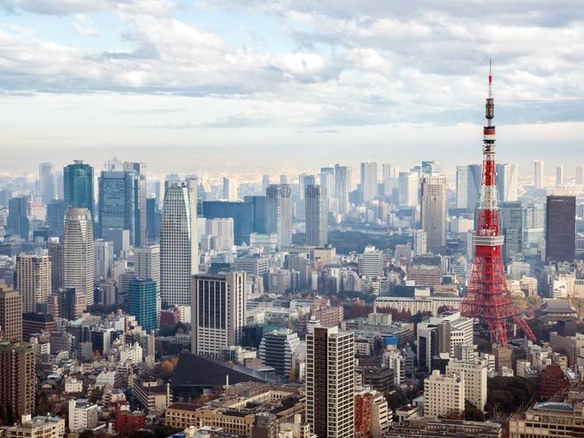 Nhung thanh pho co duong chan troi dep nhat hanh tinh hinh anh 11 11.Tokyo, Nhật Bản: 2771 tòa nhà cao tầng trên diện tích 620 km2.