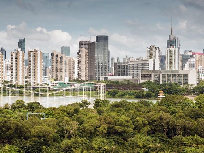 Nhung thanh pho co duong chan troi dep nhat hanh tinh hinh anh 15 15.Thâm Quyến, Trung Quốc: 420 tòa nhà cao tầng trên diện tích 2020 km2.