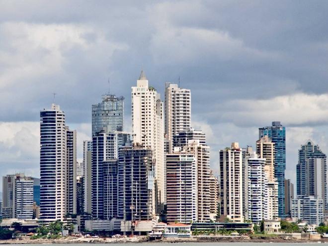 Nhung thanh pho co duong chan troi dep nhat hanh tinh hinh anh 18 18.Panama City, Panama: 241 tòa nhà cao tầng trên diện tích 2560 km2.