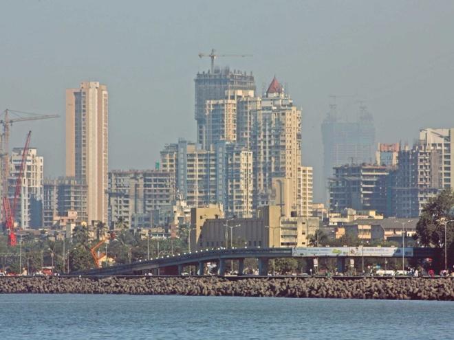 Nhung thanh pho co duong chan troi dep nhat hanh tinh hinh anh 19 19.Mumbai, Ấn Độ: 1596 tòa nhà cao tầng trên diện tích 621 km2.
