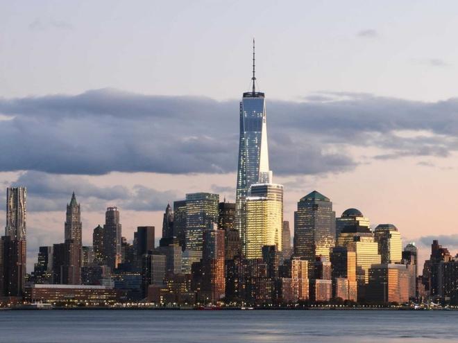 Nhung thanh pho co duong chan troi dep nhat hanh tinh hinh anh 2 2.Thành phố New York, Mỹ: 6091 tòa nhà cao tầng trên diện tích 800 km2.
