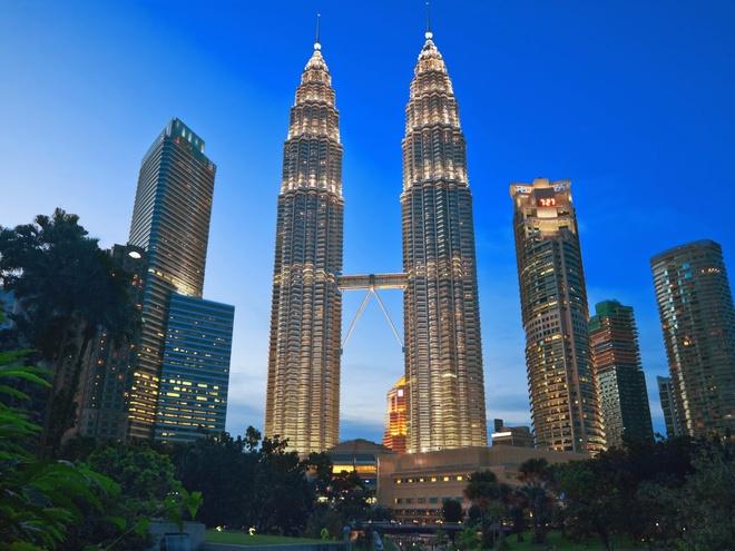 Nhung thanh pho co duong chan troi dep nhat hanh tinh hinh anh 20 20.Kuala Lumpur, Malaysia: 608 tòa nhà cao tầng trên diện tích 243 km2.