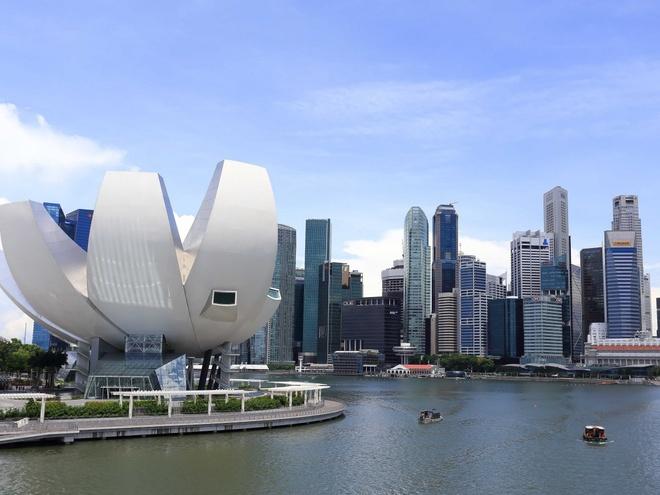 Nhung thanh pho co duong chan troi dep nhat hanh tinh hinh anh 3 3.Singapore: 4562 tòa nhà cao tầng trên diện tích 710 km2.