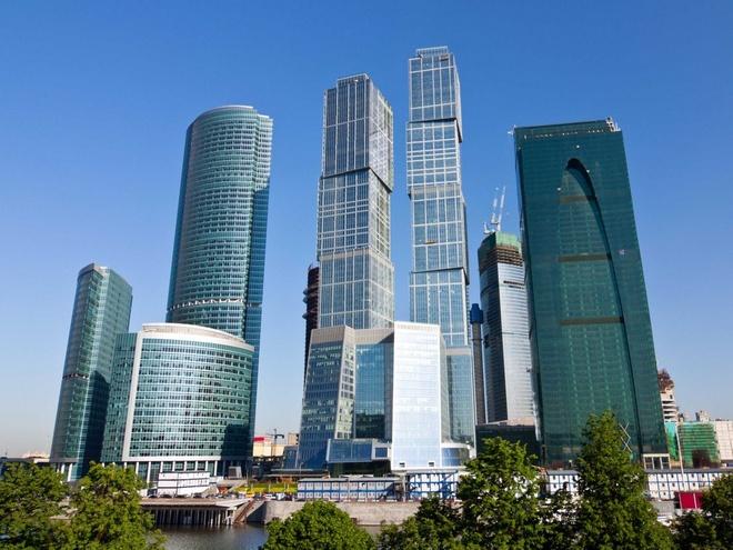 Nhung thanh pho co duong chan troi dep nhat hanh tinh hinh anh 4 4.Moscow, Nga: 10896 tòa nhà cao tầng trên diện tích 1081 km2.