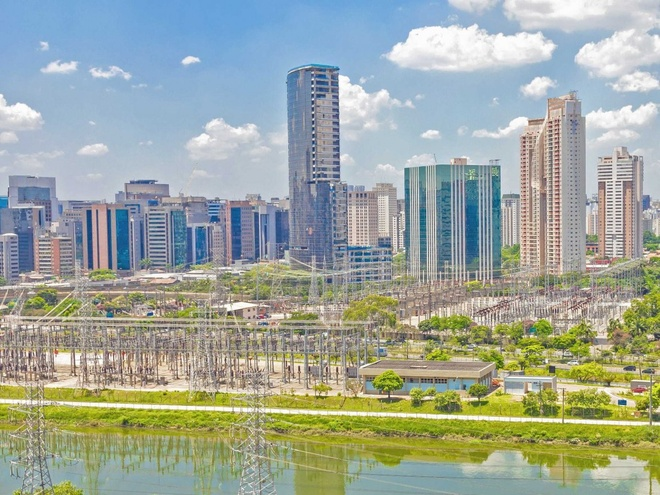 Nhung thanh pho co duong chan troi dep nhat hanh tinh hinh anh 9 9.São Paulo, Brazil: 5789 tòa nhà cao tầng trên diện tích 1523 km2.