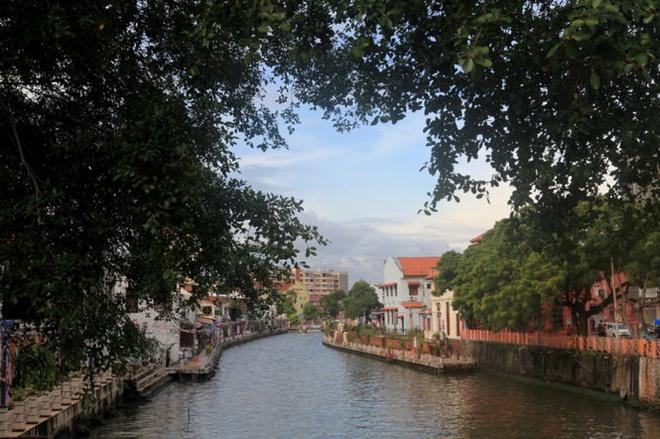 Kham pha Melaka - thanh pho 'me la ca' hinh anh