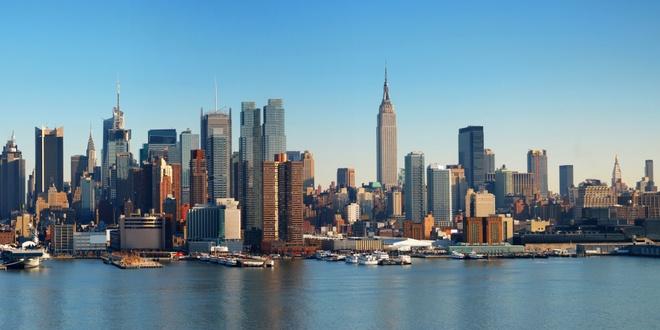 10 thanh pho duoc yeu thich nhat cua nuoc My hinh anh 1 New York: New York tên chính thức là City of the New York, là thành phố đông dân nhất của Mỹ. Du lịch đóng vai trò quan trọng trong việc phát triển của thành phố, hằng năm có khoảng 47 triệu du khách ghé thăm New York. Ảnh: Reggioalliance.org.
