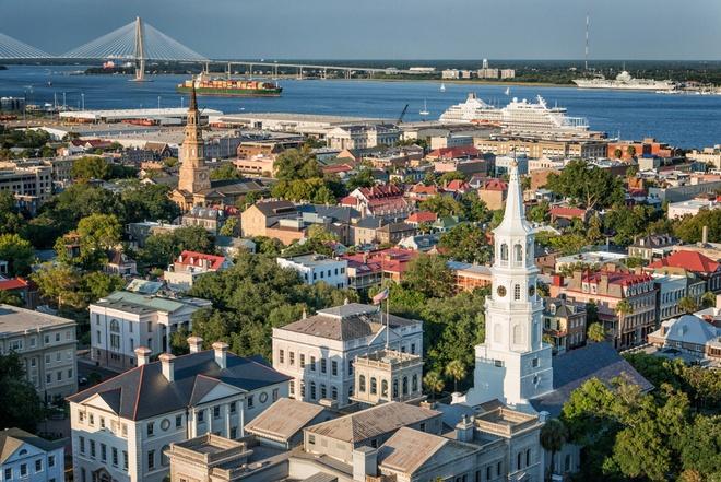 10 thanh pho duoc yeu thich nhat cua nuoc My hinh anh 5 Charleston: Charleston là thành phố lớn thứ 2 thuộc tiểu bang Nam Carolina. Thành phố xinh đẹp và yên bình này được nhiều du khách bình chọn là điểm đến thân thiện nhất nước. Thành phố còn nổi tiếng với những khách sạn tuyệt đẹp và ẩm thực đa dạng, nên không có gì ngạc nhiên khi Charleston đứng thứ 2 trong danh sách những thành phố du lịch được yêu thích nhất thế giới năm 2014. Ảnh: Andrewpinckneyinn.com.