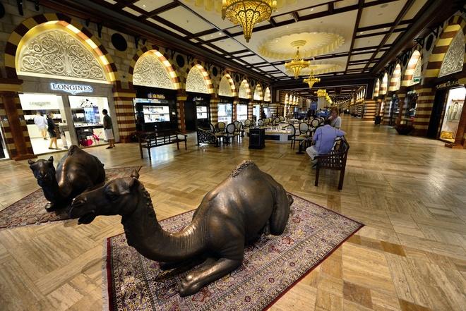 Nhung buc anh 'Chi co the la Dubai' hinh anh 10 Bạn cũng có thể mua sắm tại một trong những trung tâm mua sắm bậc nhất trên thế giới tại Dubai.