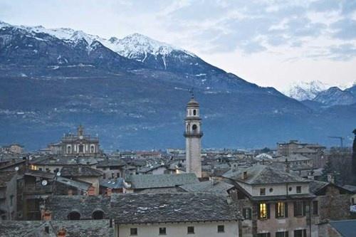 Sondrio, thành phố rượu vang miền Bắc Ý