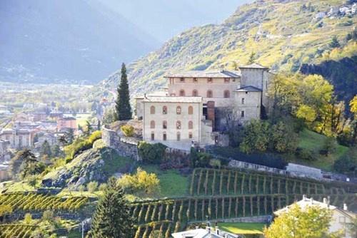 Valtellina ngày đầu thu