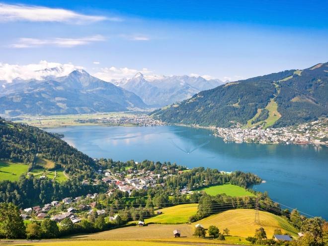10. Áo: Chi tiêu trung bình của mỗi khách du lịch quốc tế là 810 $.