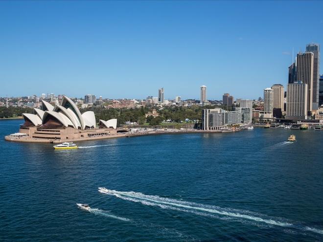 4. Australia: Chi tiêu trung bình của mỗi khách du lịch quốc tế là 4897 $.