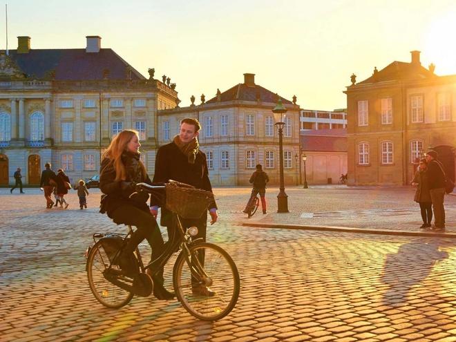7. Đan Mạch: Chi tiêu trung bình của mỗi khách du lịch quốc tế là 811 $.