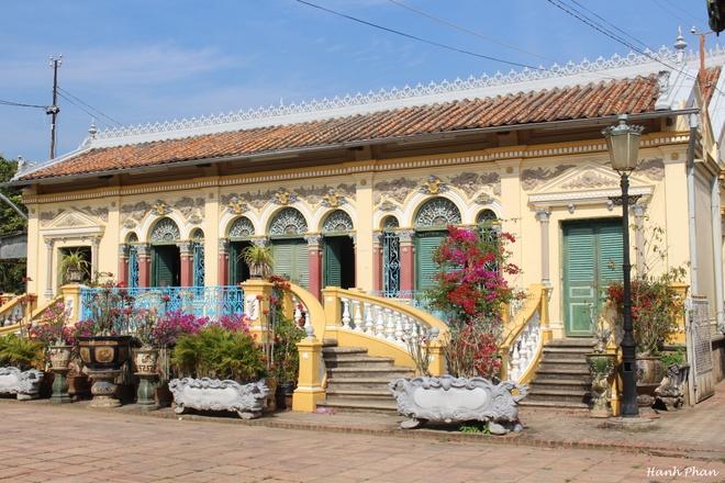 Nhà cổ Bình Thủy.
