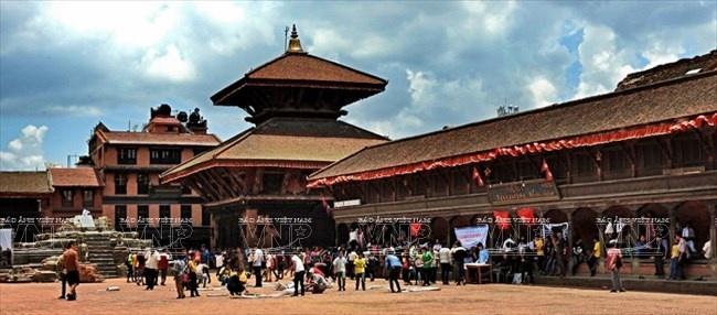 Kham pha thanh dia Phat giao Nepal quyen ru va ky bi hinh anh