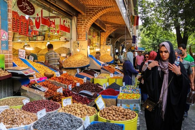 10 dieu khien ban di du lich Iran khong can do du hinh anh